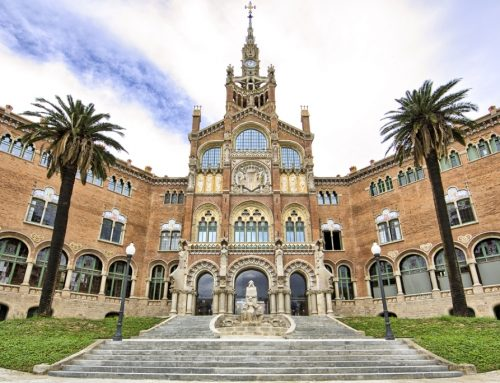 Hospital Sant Pau – Recinto Modernista Barcelona